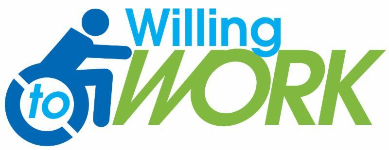 willing to work logo