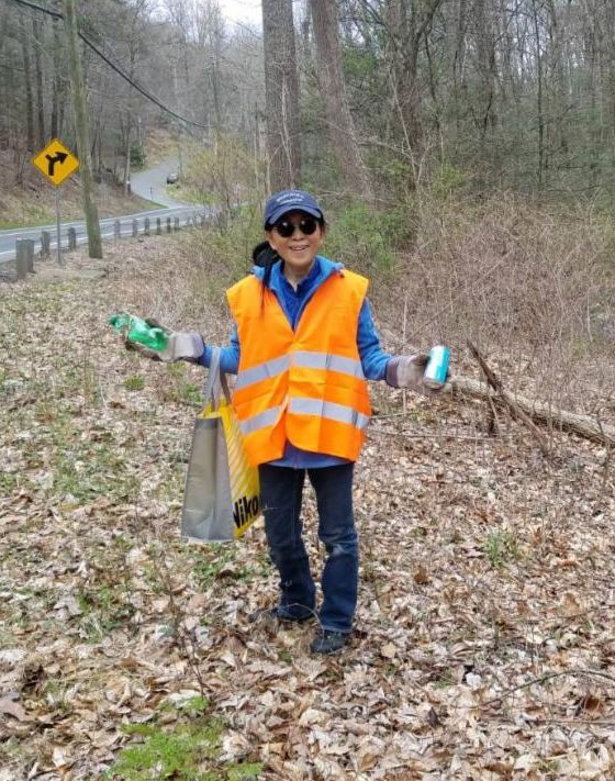 road side cleanup 2020