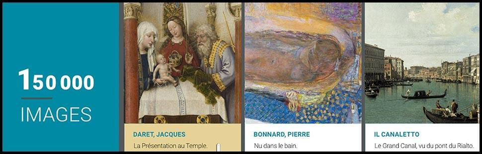 Open Content 150000 works from Paris Museums