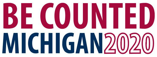 _Be Counted Michgian 2020_