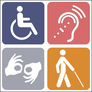 accessible icons