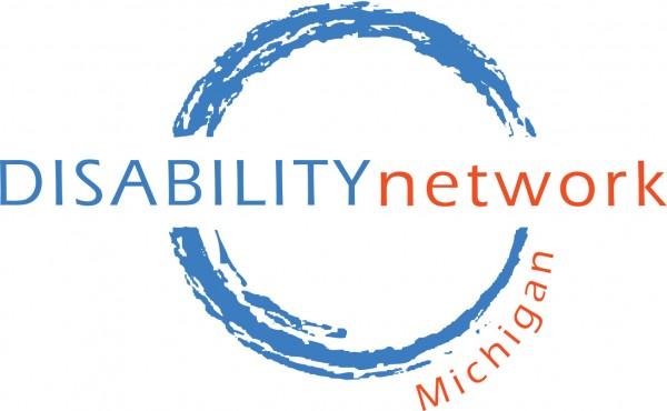 Disability Network/Michigan logo