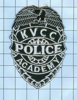 KVCC Police Academy insignia