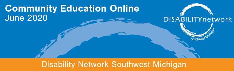 Community Education Online - June 2020