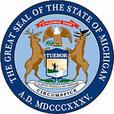 seal of the State of Michigan