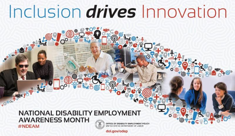 Inclusion drives Innovation _NDEAM_ poster