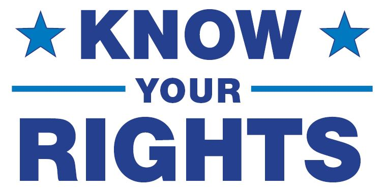 _Know your Rights_