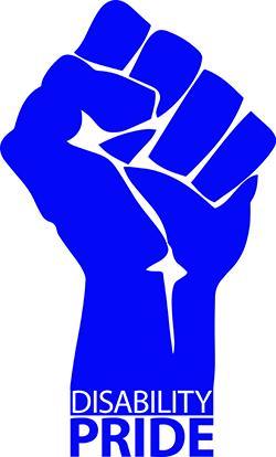 fist _Disability Pride_