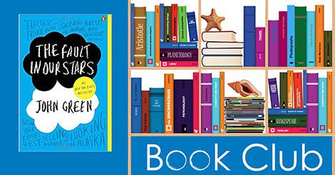 The Fault in our Stars _ book case