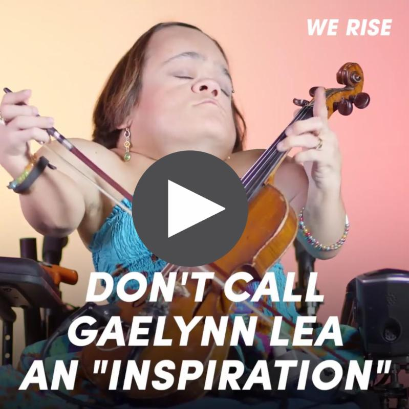 Don_t call Gaelynn Lea an inspiration