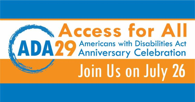 ADA29 - Access for All