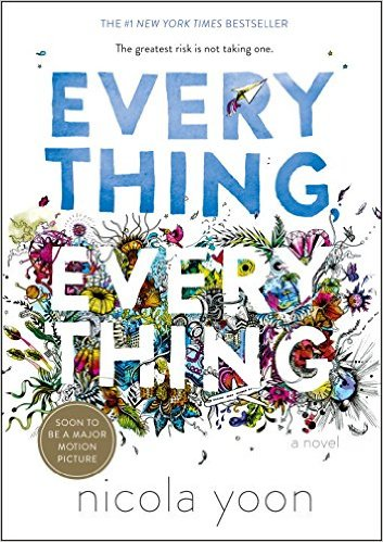 Everything_ Everything book jacket