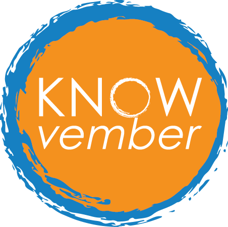 text graphic_ _Knowvember_