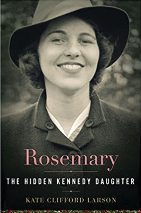 book jacket_ Rosemary_ The hidden kennedy daughter