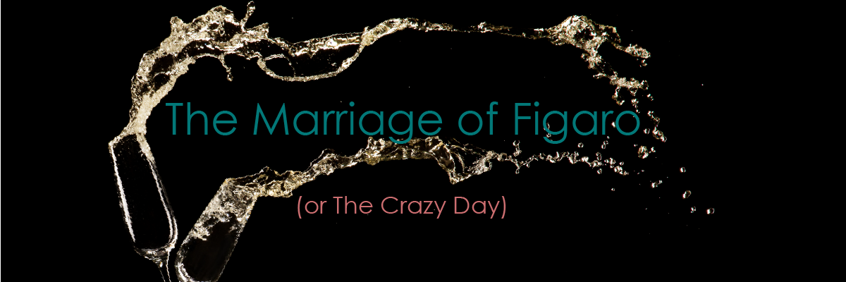 The Marriage of Figaro or the Crazy Day
