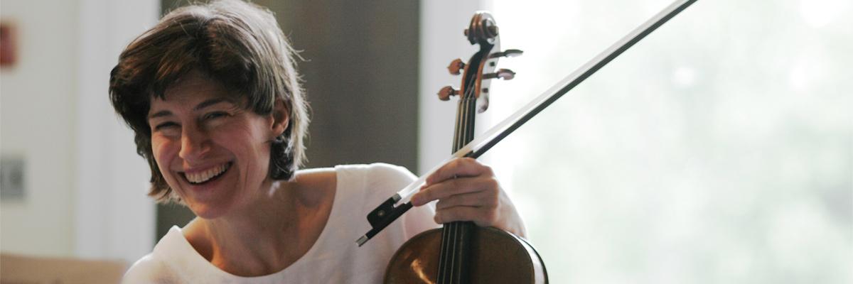 Kim Kashkashian viola