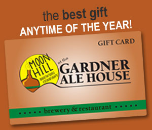 Gift Card at the Gardner Ale House