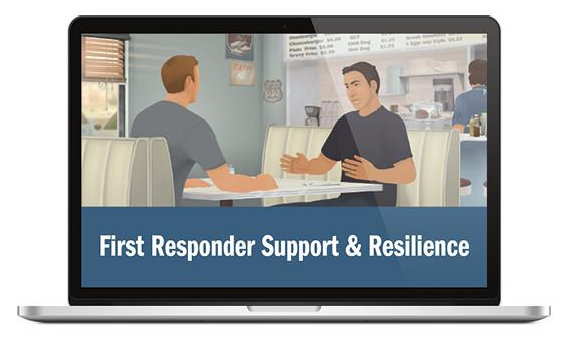 First Responder Support and Resilience