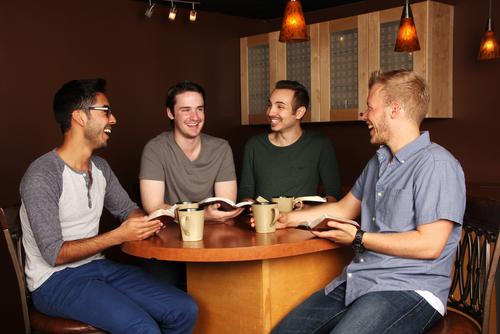 Men s Group Bible Study
