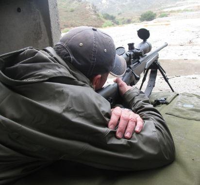 scoped rifle class