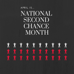 National Second Chance Month