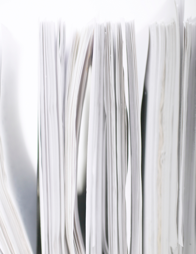 Image of papers