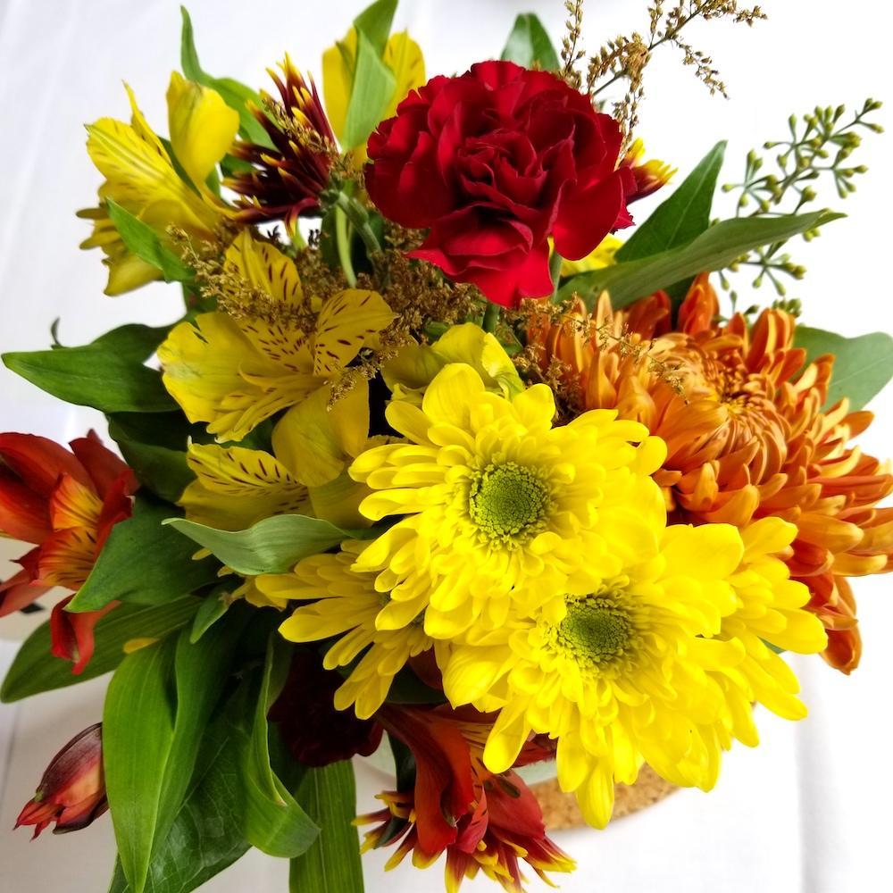 Peggy Dannemann Waveny flowers