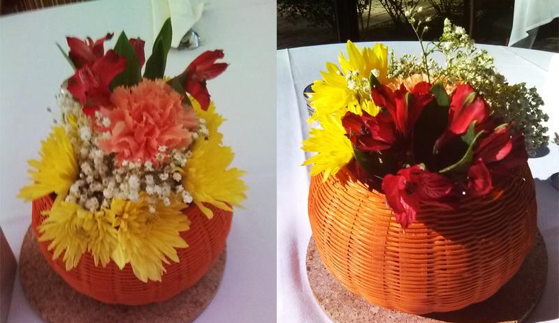 Pumpkin Waveny arrangements