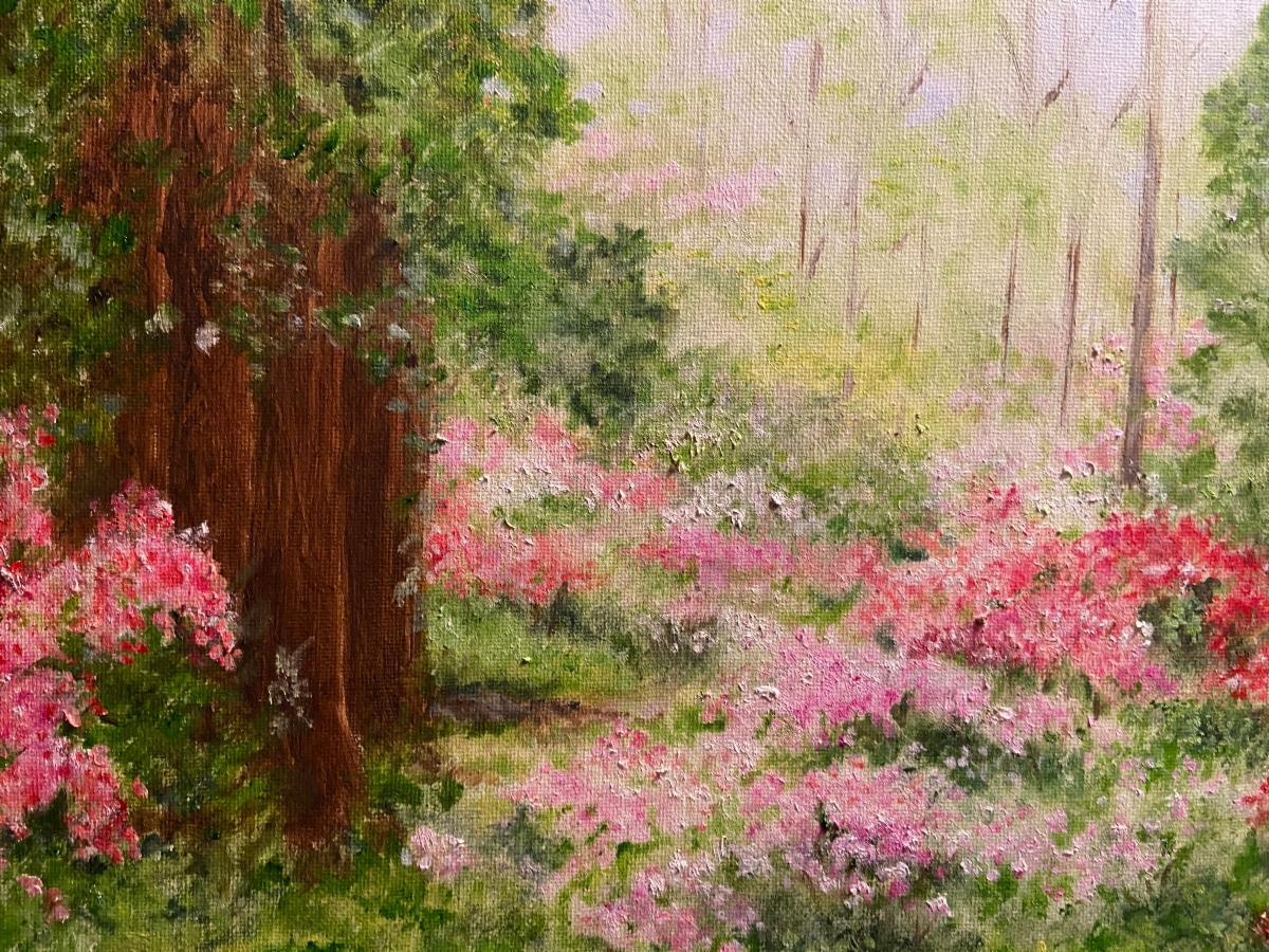 Debbie Gagliardi painting