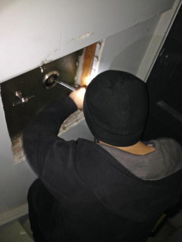 Safe Cracking Caper