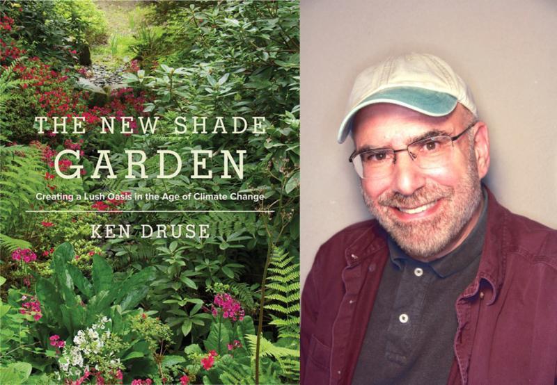 Ken Druse book and headshot