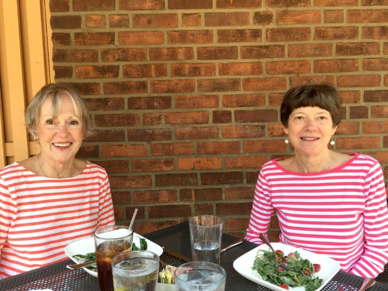 Libby and Sara