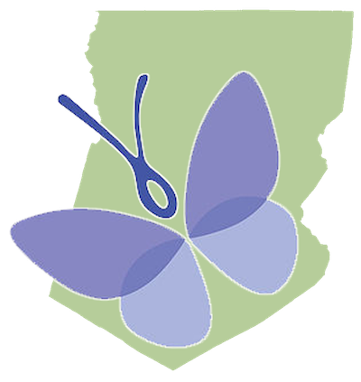 New Canaan Pollinator pathway logo