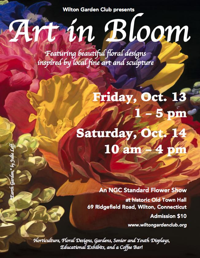 Wilton GC Art in Bloom