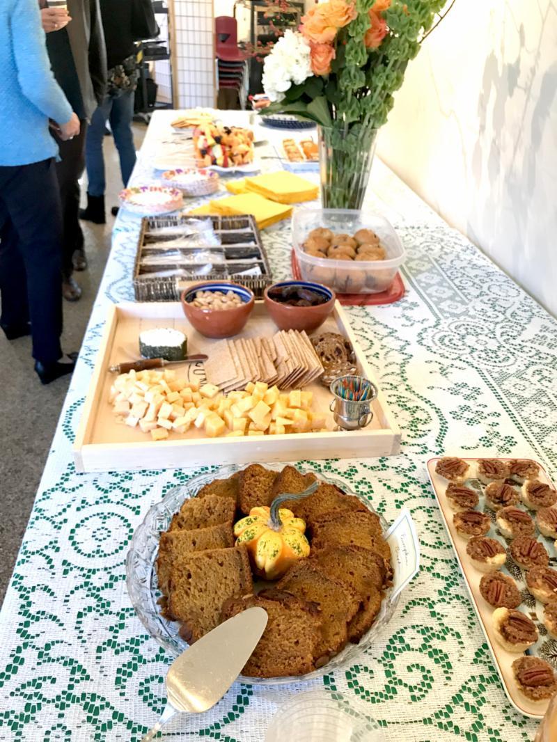 treat table november program