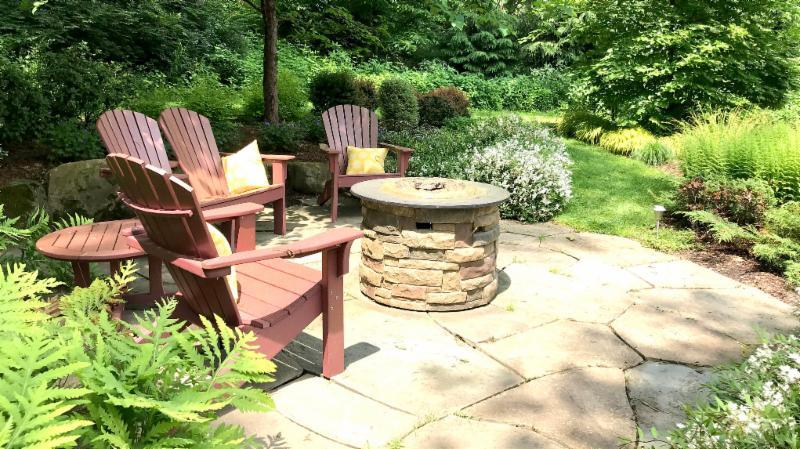 Gnuse garden terrace