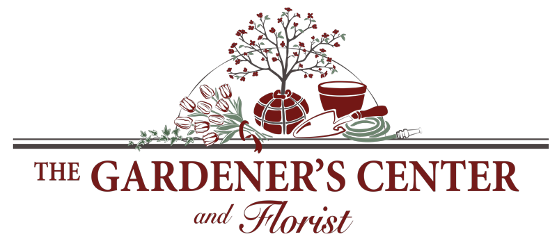 Gardener's Center and Florist logo