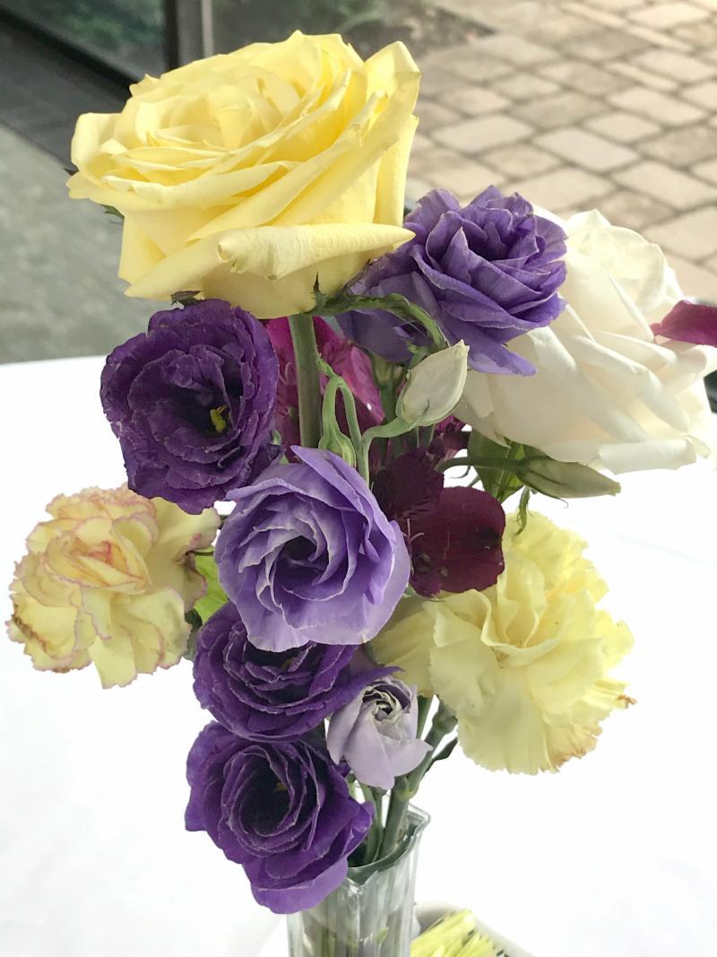 Bianca Waveny flowers