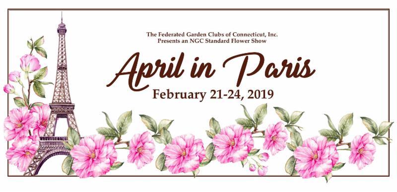 April in Paris Flower Show