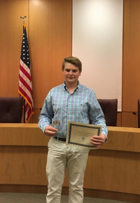 Charlie Woodman award