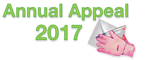 Annual Appeal 2017