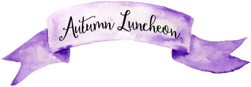 Autumn Luncheon header