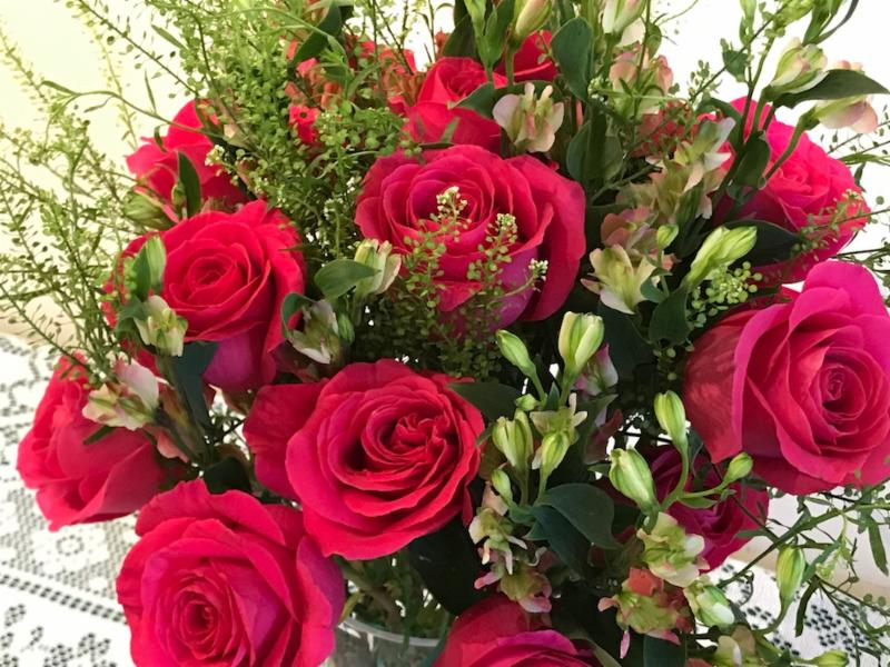 February program flowers