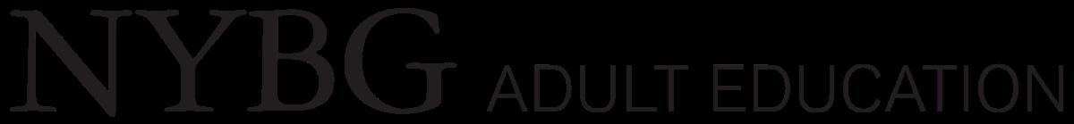 NYBG Adult Education