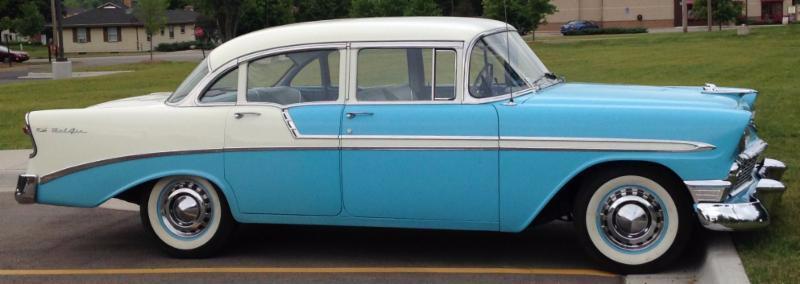 '56 Chevy Belair