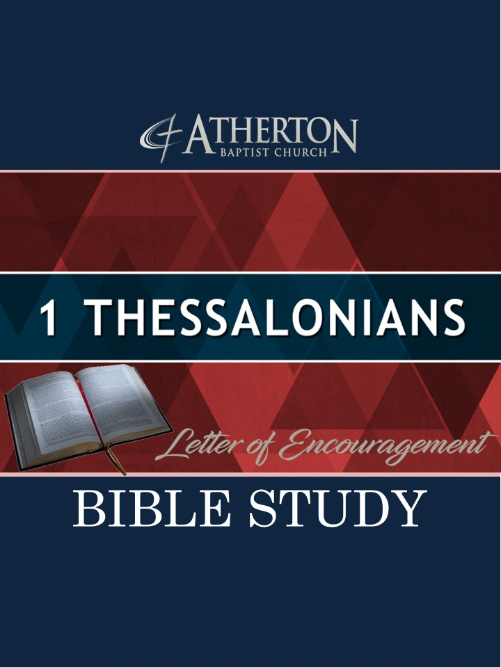 1 Thessalonians Letter of Encouragement