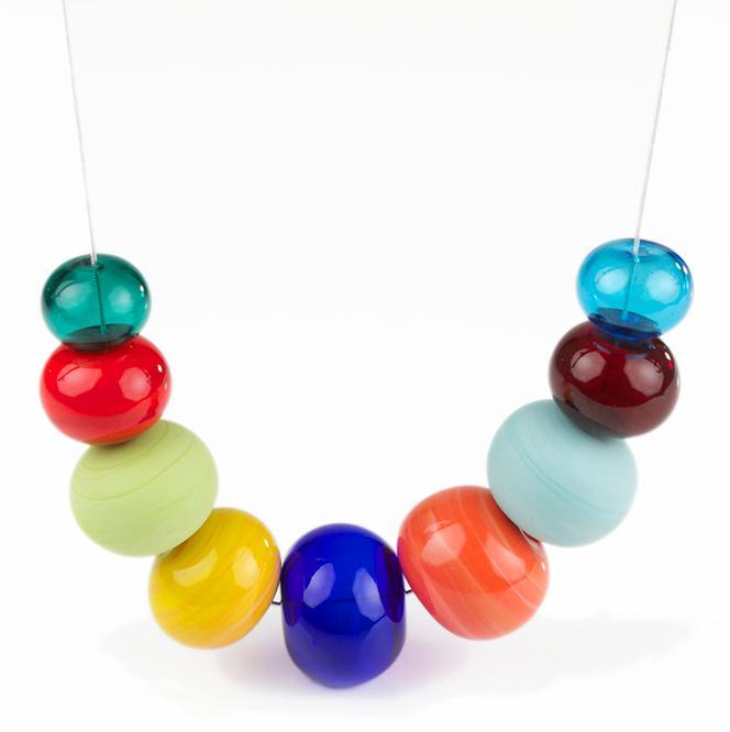 Viva Bubble Necklace