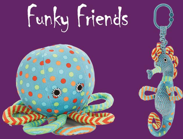 Under the Sea Funky Friends