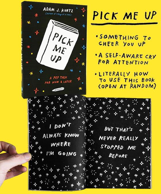 Book - Pick Me Up