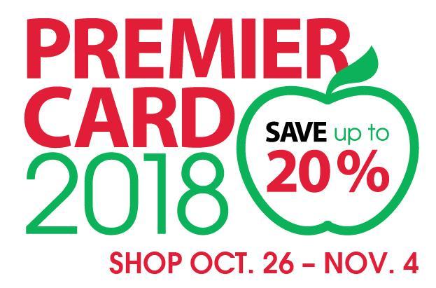 Premier Card 2018